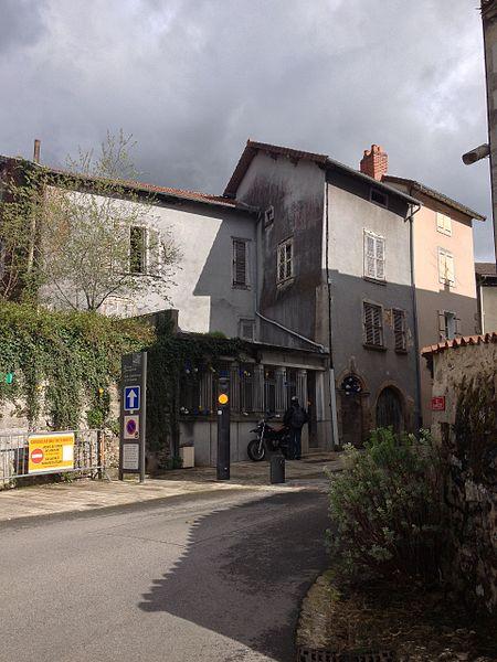 Photo du Monument Historique Immeuble situé à Saint-Léonard-de-Noblat