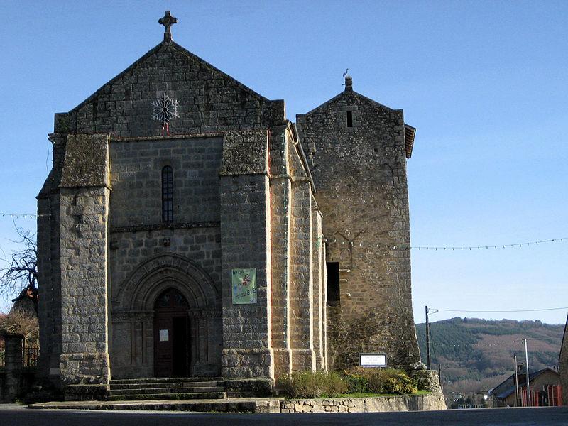 Photo du Monument Historique Eglise Saint-Sulpice situé à Saint-Sulpice-Laurière