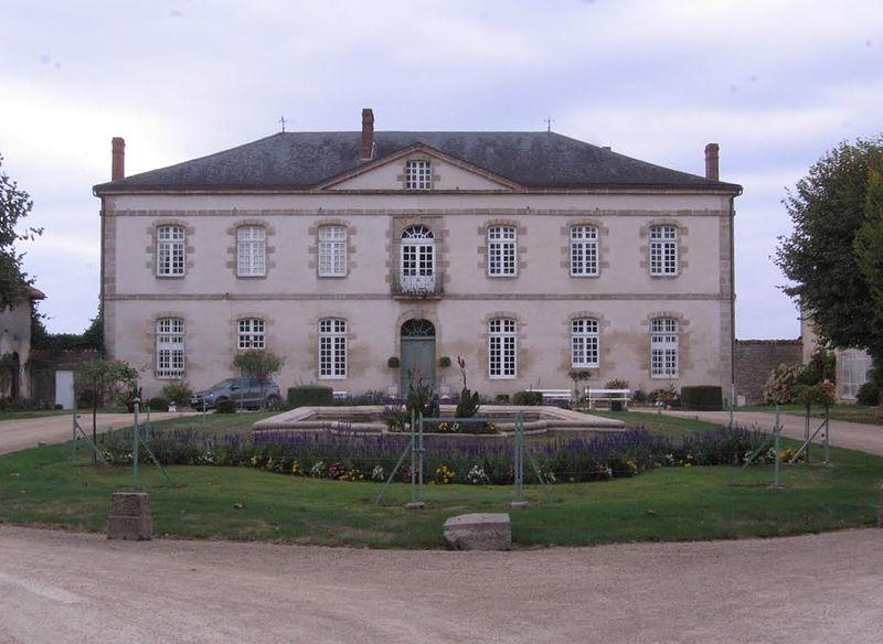 Photo du Monument Historique Château de La Cosse situé à Veyrac