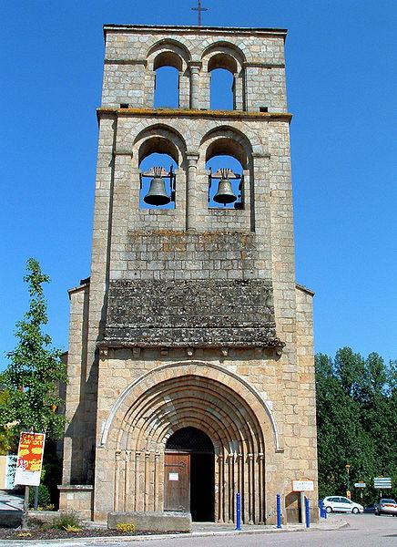 Photo du Monument Historique Eglise Saint-Mathurin situé à Le Vigen