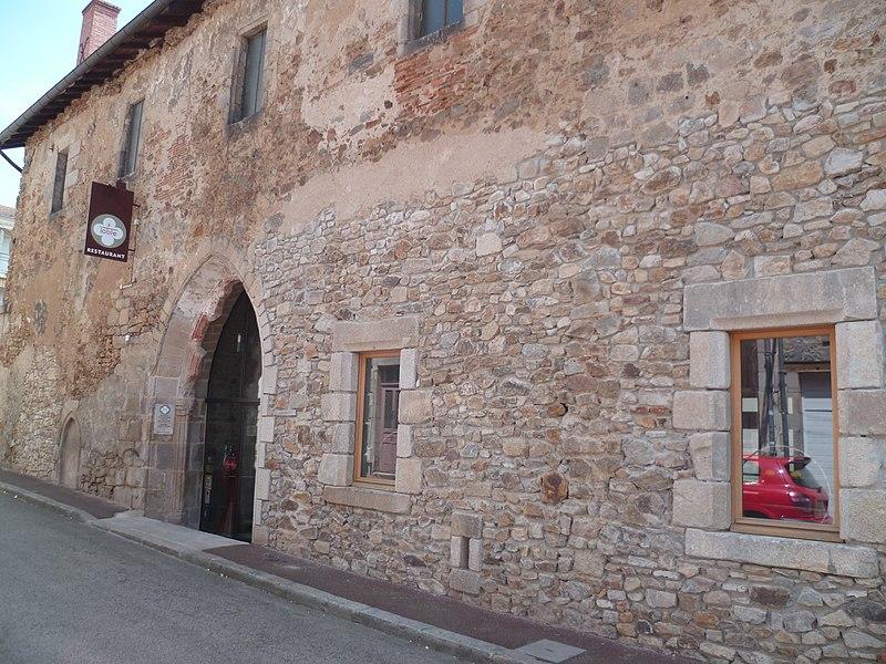 Photo du Monument Historique Ancien couvent des Carmes situé à Limoges