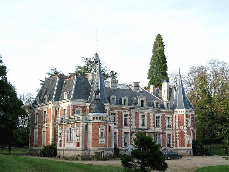 Photo du Monument Historique Domaine de Valmate situé à Saint-Laurent-les-Eglises