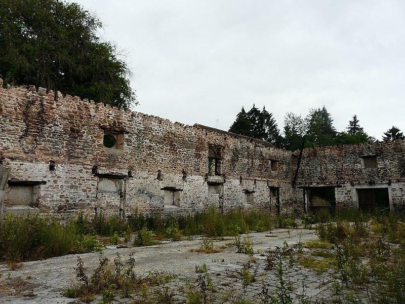 Photo du Monument Historique Forges de Bessous situé à Le Chalard