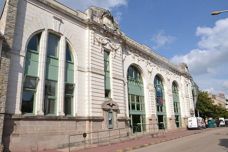 Photo du Monument Historique Théâtre de l'Union situé à Limoges