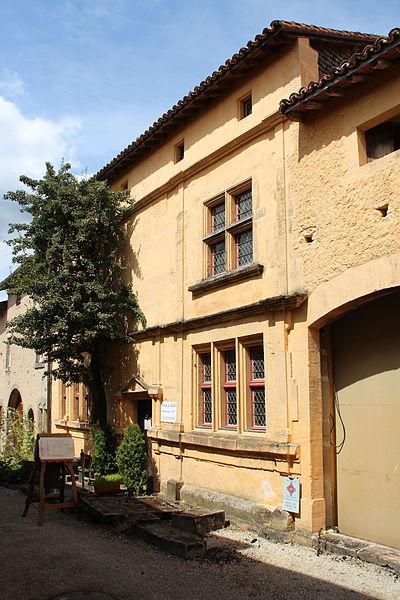 Photo du Monument Historique Hôtel de Lignéville situé à Châtillon-sur-Saône