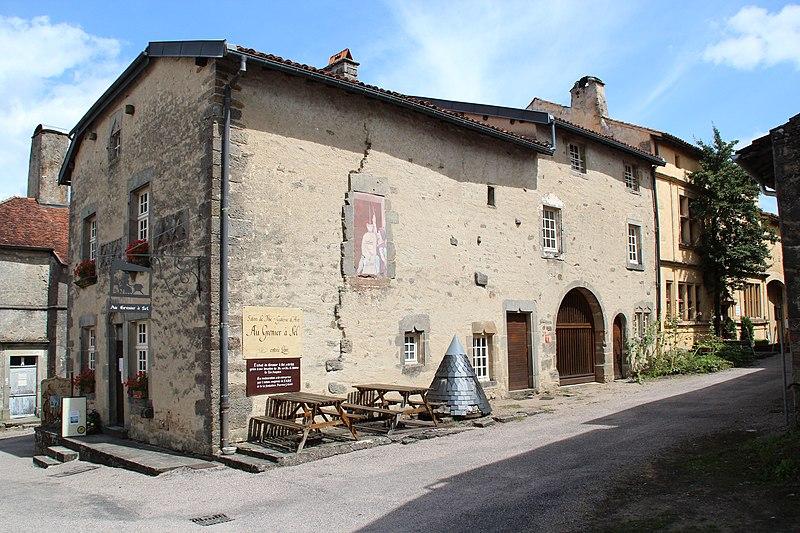 Photo du Monument Historique Prêvoté situé à Châtillon-sur-Saône