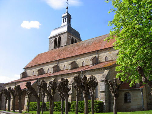 Photo du Monument Historique Eglise situé à Damblain