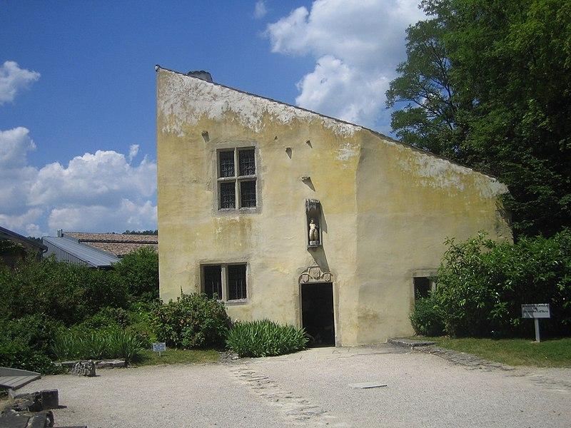 Photo du Monument Historique Maison de Jeanne d'Arc situé à Domrémy-la-Pucelle