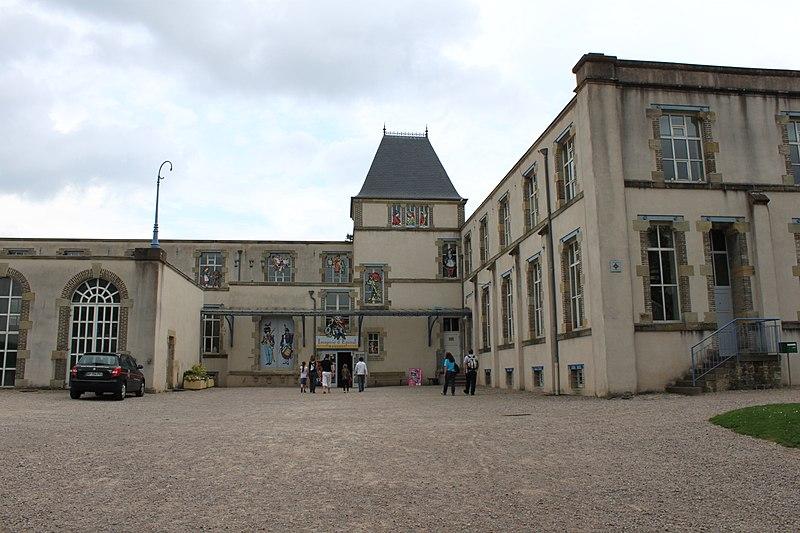 Photo du Monument Historique Imagerie Pellerin (bâtiments et machines qu'ils renferment) situé à Epinal