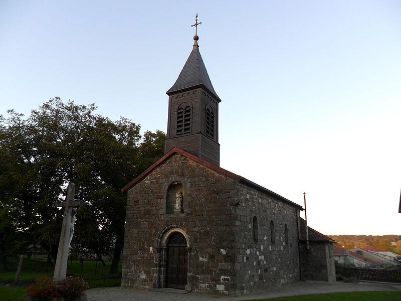 Photo du Monument Historique Chapelle d'Aureil-Maison situé à Lamarche