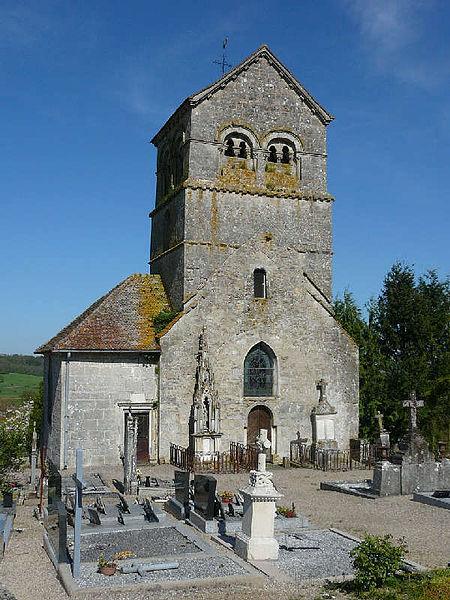 Photo du Monument Historique Eglise situé à Médonville