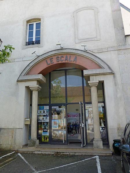 Photo du Monument Historique Théâtre Municipal situé à Neufchâteau