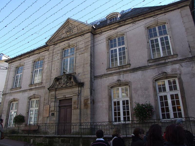 Photo du Monument Historique Bain Stanislas, ancien Bain de la Reine, puis Bain des Dames situé à Plombières-les-Bains