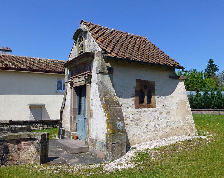 Photo du Monument Historique Chapelle Saint-Antoine situé à Rambervillers