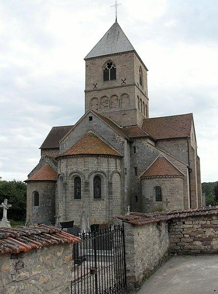 Photo du Monument Historique Eglise Notre-Dame situé à Relanges