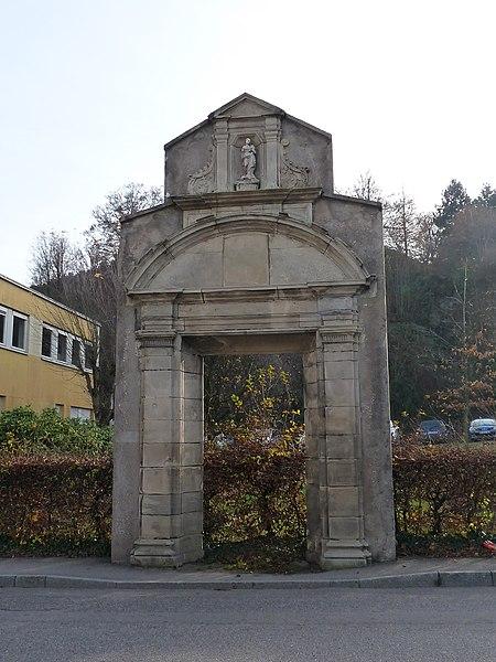 Photo du Monument Historique Hôpital-hospice Sainte-Béatrix situé à Remiremont