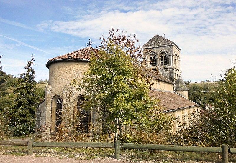 Photo du Monument Historique Eglise situé à Rollainville