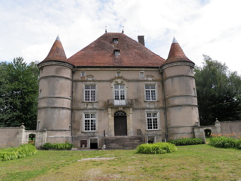 Photo du Monument Historique Château situé à Sandaucourt
