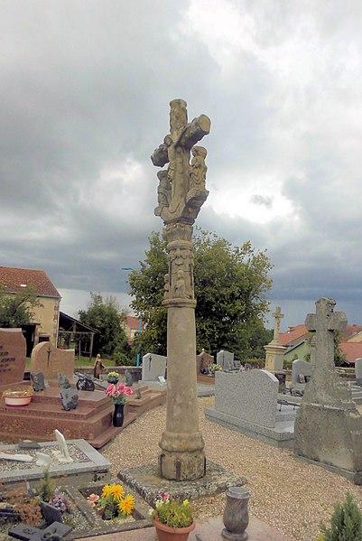 Photo du Monument Historique Cimetière situé à Sercoeur
