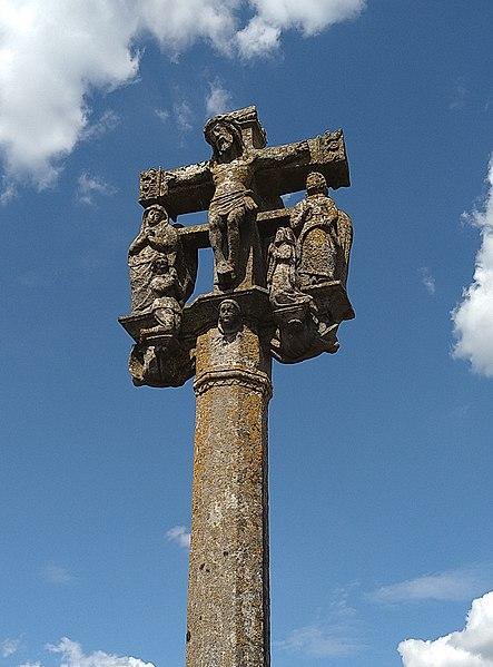 Photo du Monument Historique Cimetière situé à Viocourt