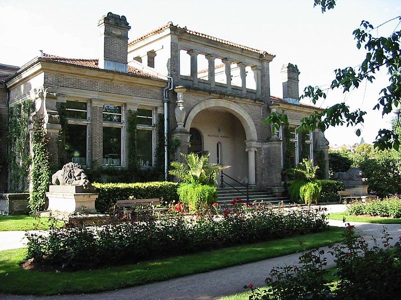 Photo du Monument Historique Maison romaine situé à Epinal