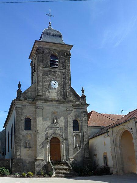 Photo du Monument Historique Ancien prieuré situé à Parey-sous-Montfort