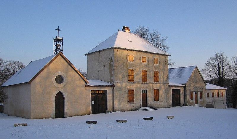 Photo du Monument Historique Chapelle de Notre-Dame de Bermont situé à Greux