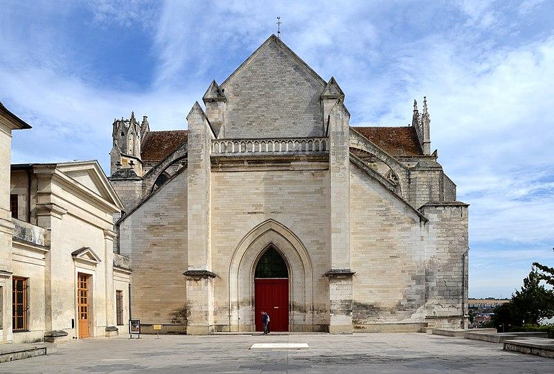 Photo du Monument Historique Abbaye Saint-Germain situé à Auxerre