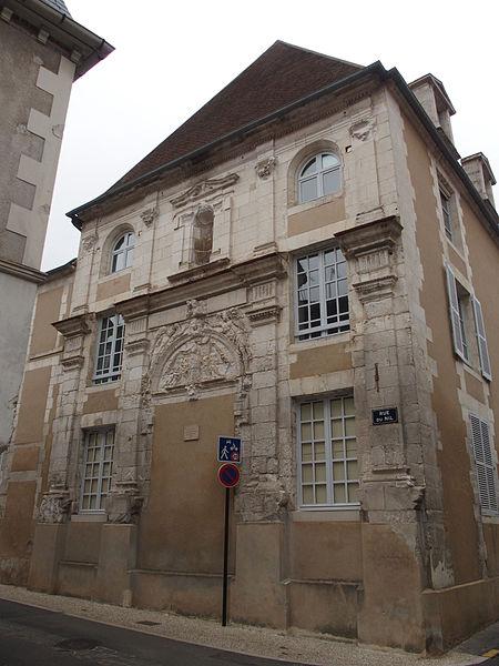Photo du Monument Historique Eglise des Ursulines situé à Auxerre
