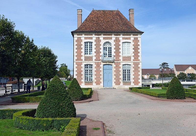 Photo du Monument Historique Maison de l'Arquebuse situé à Auxerre