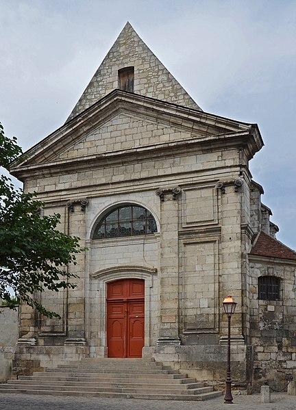 Photo du Monument Historique Séminaire situé à Auxerre