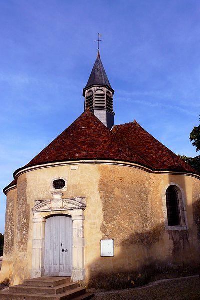 Photo du Monument Historique Eglise Saint-Jacques situé à Bernouil
