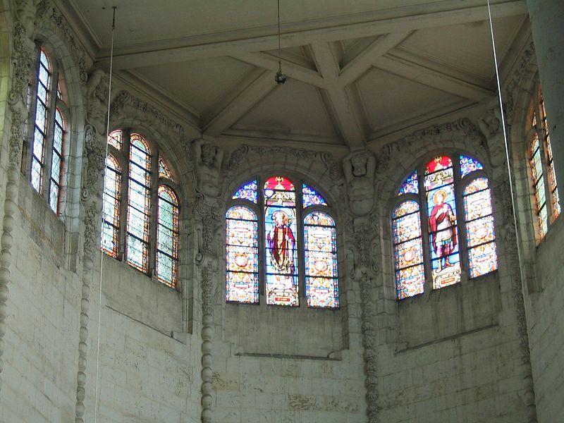 Photo du Monument Historique Eglise Saint-Loup situé à Brienon-sur-Armançon