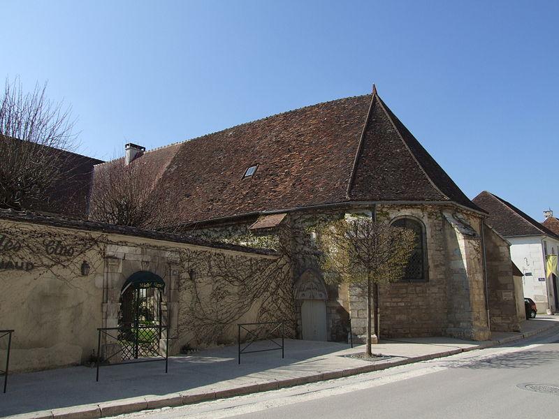 Photo du Monument Historique Hospice situé à Chablis