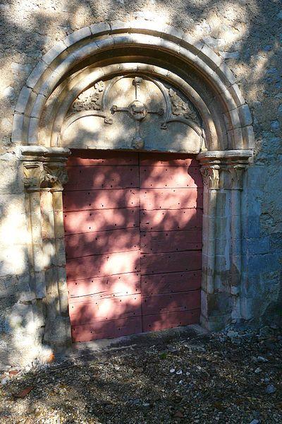 Photo du Monument Historique Eglise situé à La Chapelle-Vaupelteigne