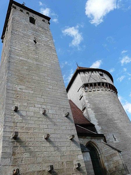 Photo du Monument Historique Eglise Saint-Valérien situé à Chitry