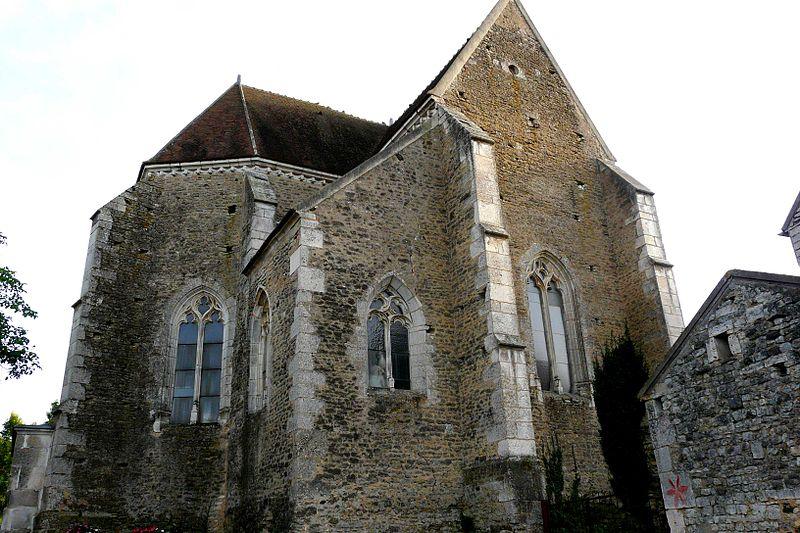 Photo du Monument Historique Eglise situé à Collan