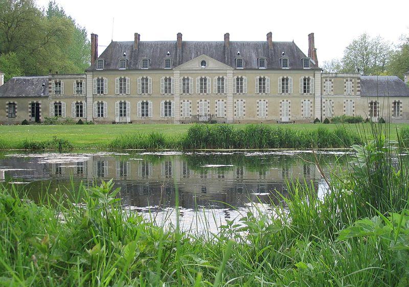 Photo du Monument Historique Château situé à Esnon
