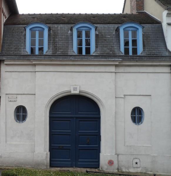 Photo du Monument Historique Hôtel du 18e siècle situé à Joigny