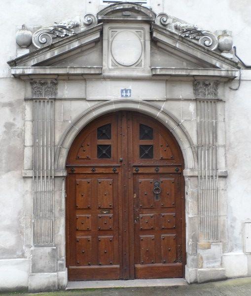 Photo du Monument Historique Immeuble situé à Joigny