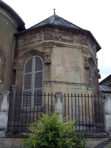 Photo du Monument Historique Palais de Justice situé à Joigny