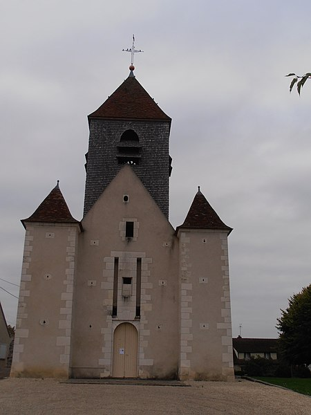 Photo du Monument Historique Eglise Saint-Pancrace situé à Migennes