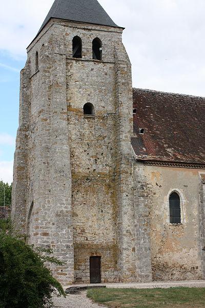 Photo du Monument Historique Eglise situé à Molinons