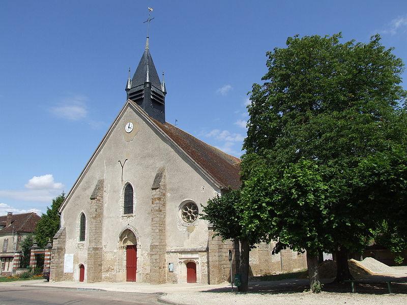 Photo du Monument Historique Eglise situé à Neuilly
