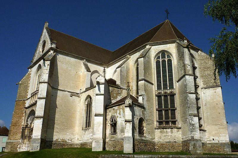 Photo du Monument Historique Eglise Saint-Symphorien situé à Neuvy-Sautour