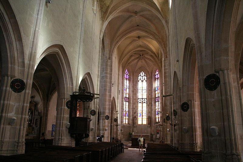 Photo du Monument Historique Eglise situé à Noyers