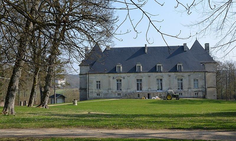 Photo du Monument Historique Domaine du château de Nuits situé à Nuits