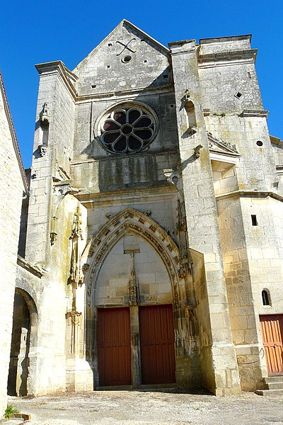 Photo du Monument Historique Eglise Saint-Aignan situé à Poilly-sur-Serein