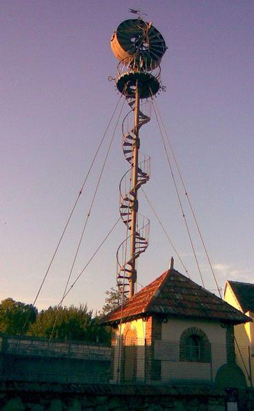 Photo du Monument Historique Eolienne situé à La Postolle