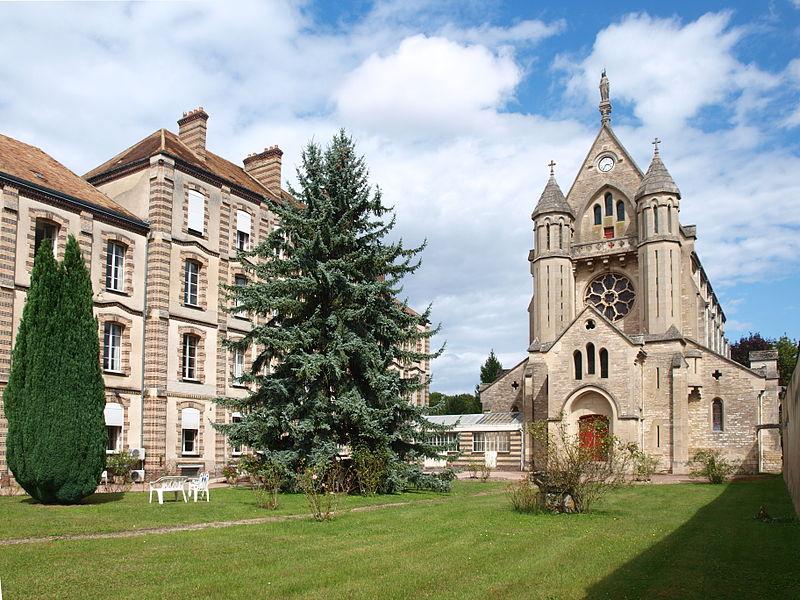 Photo du Monument Historique Abbaye Sainte-Colombe situé à Saint-Denis